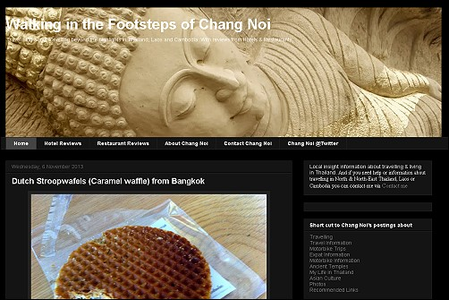 Walking in the Footsteps of Chang Noi