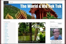 The World & His Tuk Tuk
